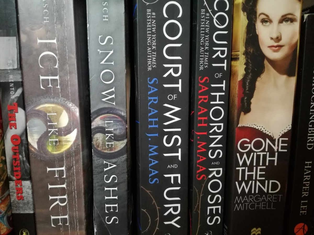 REVIEW: A Court of Thorns and Roses (series)