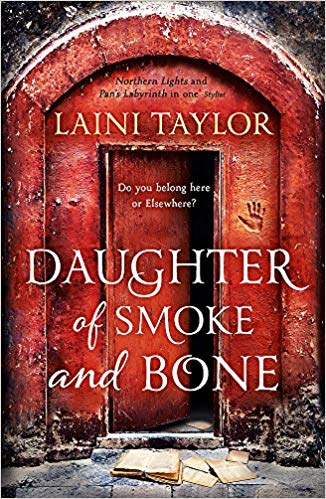 REVIEW: DAUGHTER OF SMOKE AND BONE
