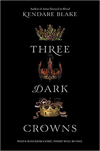 REVIEW: Three Dark Crowns